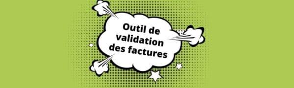 outil de validation factures fournisseurs
